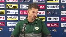 Al Ittihad and Zob Ahan speak ahead of AFC CL last-16 clash