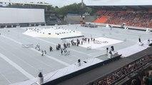 10 000 personnes au Moustoir pour la Grande parade
