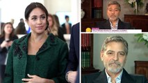 George Clooney Reveals Why He Spoke Up For Duchess Meghan
