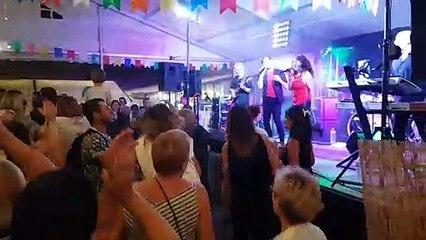 Folle ambiance à la fête de l'escargot à Digoin