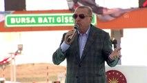 """Erdoğan: """"426 km'lik İstanbul-Bursa-İzmir otoyolunun tamamını hizmete sunmuş oluyoruz"""""""