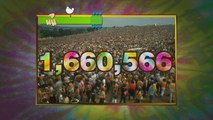 By The Numbers: Woodstock 1969