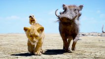 """The Lion King - """"Timon and Pumbaa"""" Featurette"""