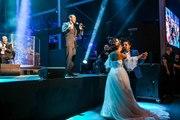 """زفاف مفاجئ في حفل كاظم الساهر في """"بيت الدين"""".. وهكذا تصرف القيصر"""