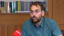 """Valero cree que PSOE-A sufre """"síndrome del Gobierno en el exilio"""""""