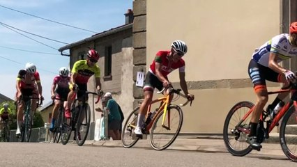 Cyclisme : la victoire de Vincent Sibille au Prix de Harol