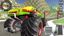 Monster Truck Racing Legends - Drive 4x4 Monster Truck - Android Gameplay Video