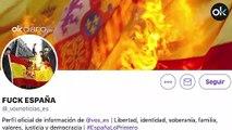 Hackean un perfil de Vox en Twitter y amenazan de muerte a Abascal: