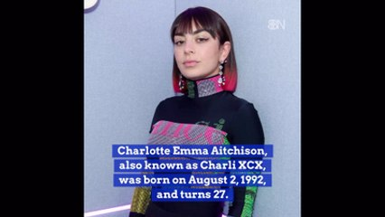 It's Charli XCX's Birthday