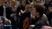 L'oposició russa fa servir 'L'Estaca' com a himne contra la repressió de Putin