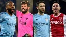 Os nomes que ficaram fora entre os 10 melhores do mundo da Fifa