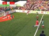 Football - Le Mexique réalise le doublé à la Coupe du Monde des sans-abris