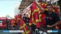 Sapeurs-pompiers : une grève pour réclamer plus de moyens