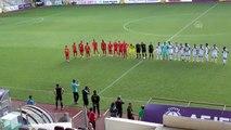 Hazırlık maçı - Göztepe: 1 - Difaa El Jadida: 0