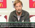 """Liverpool - Klopp : """"Mon équipe ne doute pas"""""""