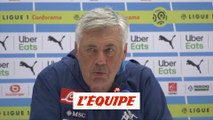 Ancelotti « Villas-Boas est un très bon entraîneur » - Foot - Amical - Naples