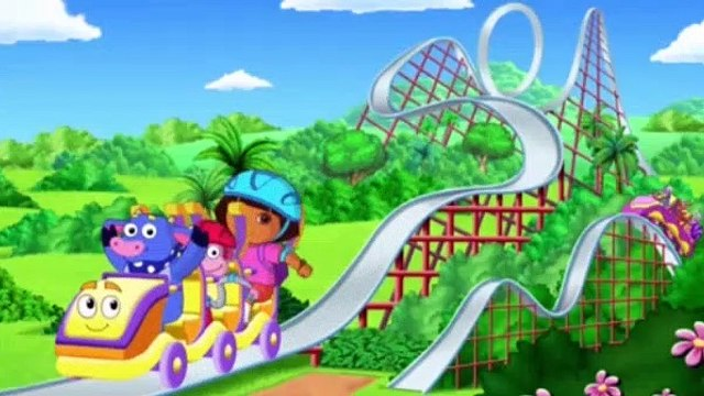Dora the Explorer S08E08 - Doras Great Roller Skate Adventure