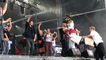 La folie des Soviet Suprem au festival du Chant de marin