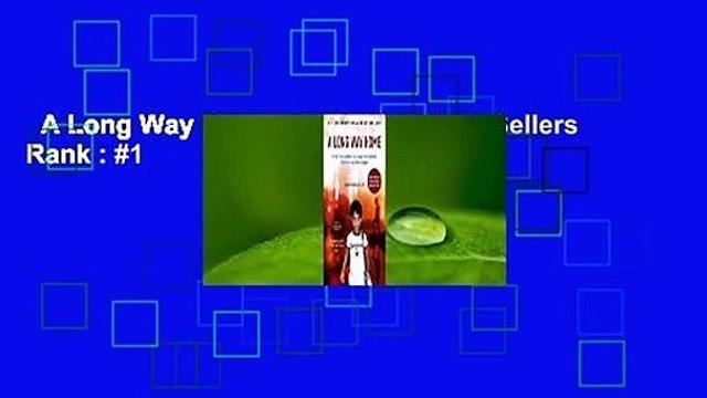 A Long Way Home: A Memoir  Best Sellers Rank : #1