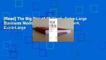 [Read] The Big Pad of 50 Blank, Extra-Large Business Model Canvases and 50 Blank, Extra-Large