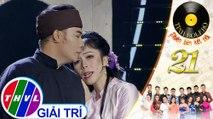 THVL | Tình Bolero 2019 - Tập 21[4]: LK: Tình cờ gặp nhau, Đường tình đôi ngã - Yến Xuân, Hamlet Trương