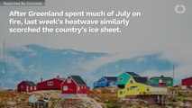 It's Getting Hot In Here: Greenland Loses 12.5 Billion Tons of Ice In Just One Day