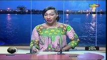 ORTM/Le premier ministre poursuit sa visite dans le centre du pays sur le barrage de Djénné