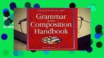 PDF Download] Glencoe Literature Grammar & Composition