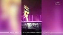 Jennifer : Harcelé sur scène, la chanteuse répond fermement (VIDEO)