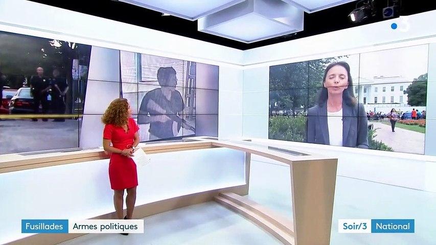 Fusillades aux États-Unis : armes politiques ?   Godialy.com