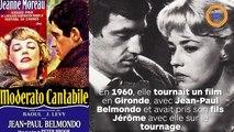 Quand Belmondo a failli tuer le fils de Jeanne Moreau