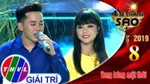 THVL | Ai sẽ thành sao Mùa 3 - Tập 8[1]: Hương Tóc Mạ Non - Ngọc Vàng, Thái Bảo