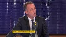 """""""Ce que je reproche à Benjamin Griveaux c'est de dire qu'il va résoudre des problèmes comme maire de Paris qu'il a été incapable de résoudre ou de nous aider à résoudre quand il était porte-parole du gouvernement"""" affirme Emmanuel Grégoire"""