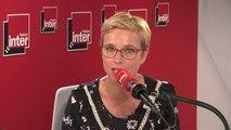 """Clémentine Autain, députée LFI : """"Il ne faut pas une écologie de communication, il faut qu'on passe à une écologie concrète. Et je ne vois strictement rien venir"""""""
