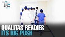 TALKING EDGE:Qualitas in expansion mode