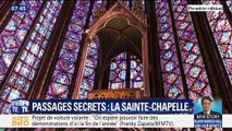 Monuments – Les passages secrets: La Sainte-Chapelle