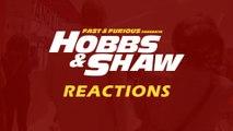 Kenyans react to Hobbs & Shaw film following its premiere