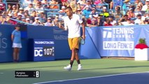 Washington - Kyrgios remporte le 6e titre de sa carrière