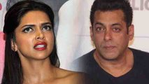 Deepika Padukone reacts to Salman Khan for his comment on depression? | FilmiBeat