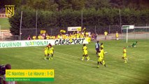 Les U19 du FC Nantes remportent le Carisport 2019