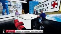 Le monde de Macron : Un Français sur deux a une opinion favorable à la police - 05/08