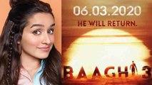 Shraddha Kapoor to play an air hostess in Tiger Shroff's Baaghi 3?   FilmiBeat
