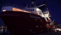 L'Ocean Viking a pris la mer dimanche soir à 22h27 depuis Marseille