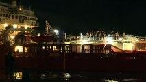 سفينة لإنقاذ المهاجرين تغادر مرسيليا لبدء مهمتها في المتوسط