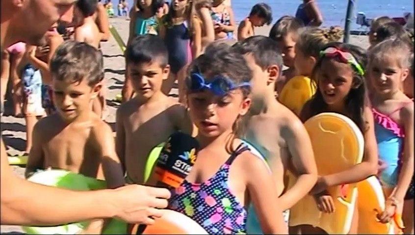 «Παιδί και Θάλασσα» : Προσπάθεια εξοικείωσης των με το κολύμπι και τα θαλάσσια ΣΠΟΡ