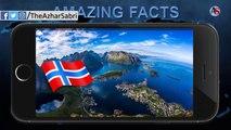 वो देश जहाँ सूरज नहीं डूबता एवं अन्य रोचक तथ्य | Amazing Facts About Norway in Hindi | By Azhar Sabri