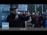 KenFM am Set: Montagsdemo am Brandenburger Tor, 24.3.2014