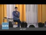 KenFM am Set: Ken Jebsen in Wien über digitalen Medienkonsum