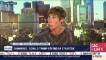 Commerce: Donald Trump défend sa stratégie - 05/08