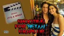 Shooting for 'Betaal' wraps up